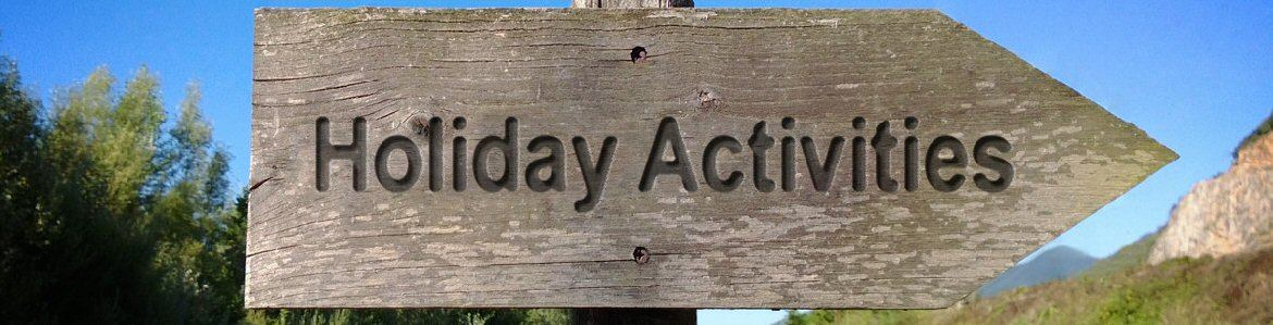 October Holiday Activities